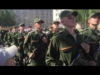 Присяга_в/ч 30616-6 (Ковров)_17.07.2016
