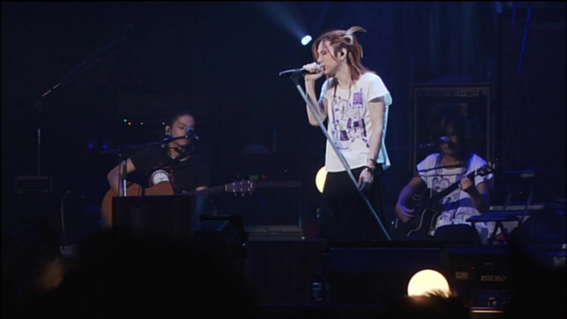 "Acid Black Cherry - 君がいるから 〜Acoustic version〜 (2010 Live ""Re:birth"" at OSAKA-JO HALL)"
