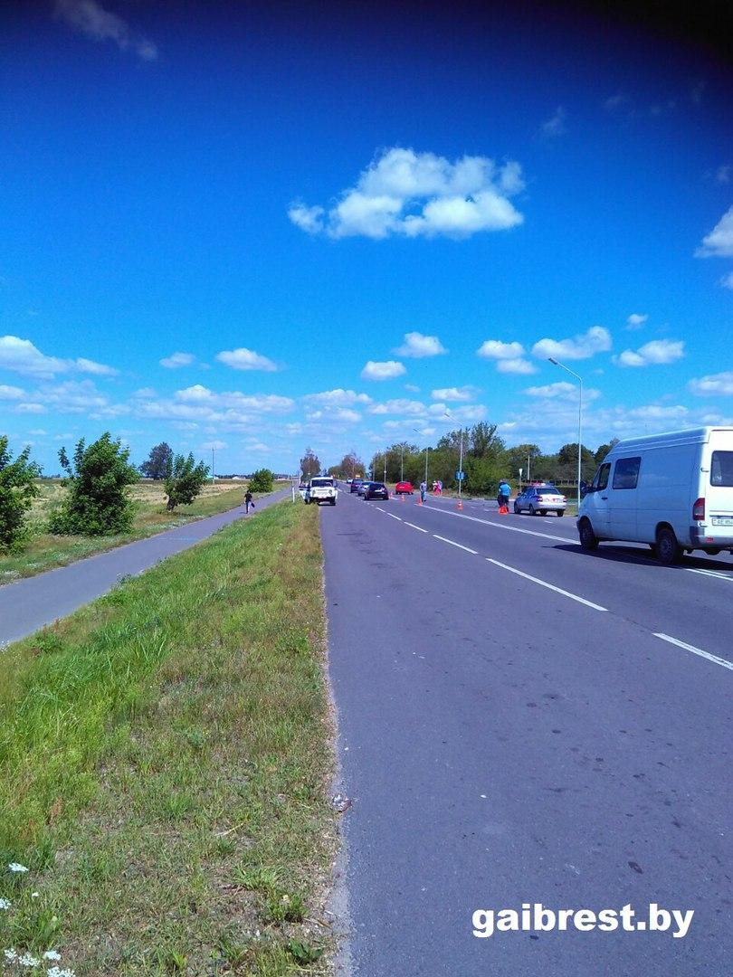 Пинский район: в результате наезда погиб пешеход
