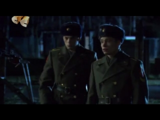 кремлёвские курсанты Стрюков собирается застрелить Макарова. продолжение серии