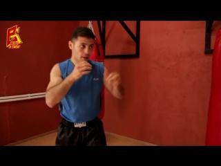 Бокс. Упражнения на взрывную силу с набивным мячом. Boxing. Explosive strength with stuffed ball.