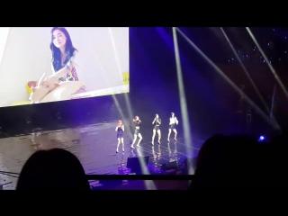 [fancam] feel Korea in Kazakhstan Korean girl's group ~~ SAXY 240916