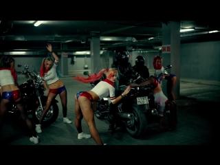 Клип косплей Харли Квинн (Harley Quinn)