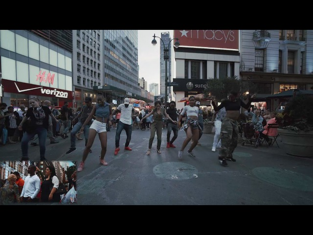 Surprise Ending BEST Wedding Proposal Dancehall Flashmob
