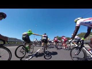La Vuelta a Espana - Stage 2 - On-bike Highlights