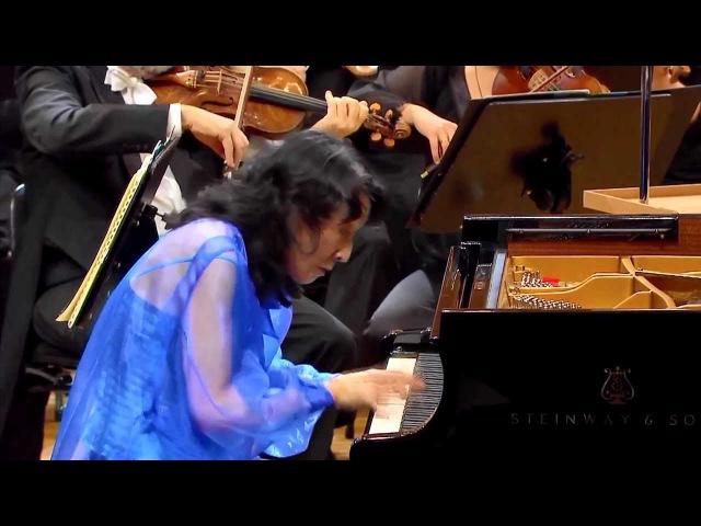 Beethoven Piano Concerto No.3 -3M (3/3) M.Uchida M.Jansons BRSO
