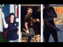 The Art of Nunchucks by Anderson Silva, Nick Diaz, Cat Zingano and Brandon Thatch