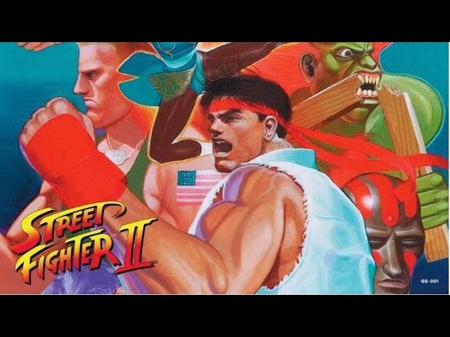 Street Fighter 2 The Definitive Soundtrack (full arcade OST)