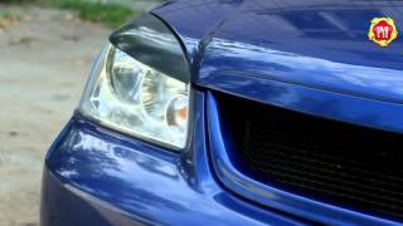 Накладки на фары реснички Chevrolet Lacetti Belct.ru