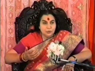 Как нейтрализовать гнев, порожденный эго. 85. Пуджа в День Рождения Шри Матаджи.