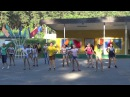 Зажигательный танец от девчонок из 3 отряда (Орлёнок-2015)