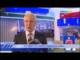 Қазақстан-Тараз. Студенттік телестудияның ашылуы