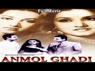 Anmol Ghadi (1946) - Full Hindi Movie | Starring Surendra, Suraiya and Noor Jehan
