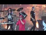 Hollywood Undead - Dead Bite  @ Czad Festiwal, 26.08.2o16 Straszęcin