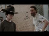 Oh, no, Carl! No!