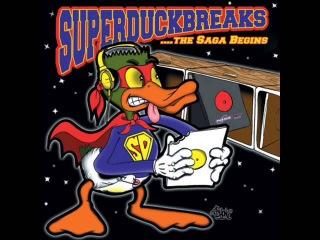 DJ Babu - Super Duck Breaks (Side B)