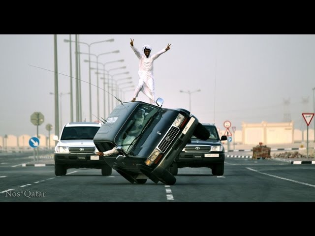 Perfect Arab Drifting! (Arab Trappin - Edition)