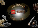 LEGO The Hobbit: Attack of the Wargs (79002), Riddles for The Ring (79000) - MailBrick