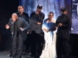 2016 Rock & Roll Hall of Fame NWA's Complete Induction Speech pt 1 (Dre, Yella)