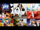 Zoobe Зайка Песни, Топ 10 лучших клипов от Зайки! Версия 2.0