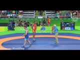 RIO FINAL 85kg! Давит Чакветадзе(RUS) - Жан Беленюк(UKR)