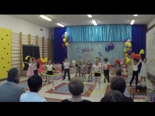 Детский сад, Садику 30 лет, Наши Гимнастки!))