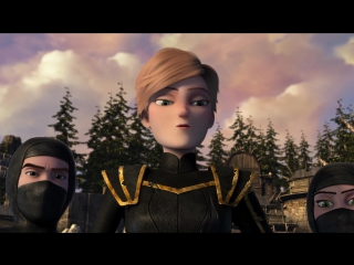 Драконы: Гонка на грани | Трейлер к 3-му сезону