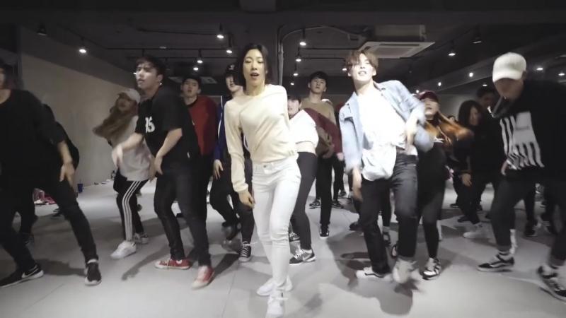 Sing - Pentatonix - Lia Kim Choreography (feat JunWow from A.C.E)