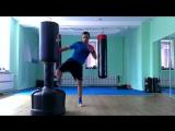Кардиотренировка, в стиле бокс или кик-бокс
