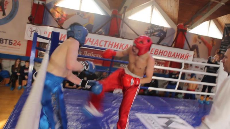 Кубок города Ипатов-Майзеров(2 раунд)