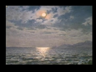 Сергей Андрияка - Рисуем Лунную Ночь на Море
