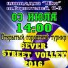 Открытый городской турнир по дворовому волейболу