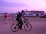 Бешеный велосипедист