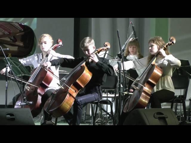 Юбилейный концерт ансамбля Симфоджаз г.Барнаул