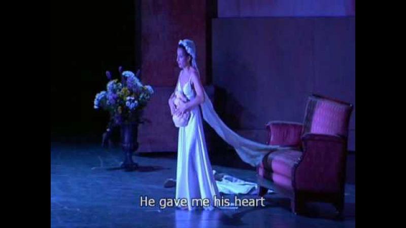 Hamlet - Mad scene - 12 - English Subs - Natalie Dessay