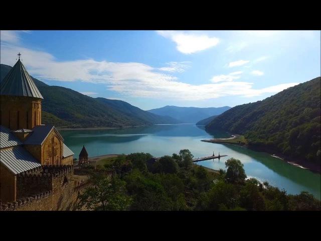 Грузия с высоты птичьего полета Georgia Тбилиси Батуми и тд