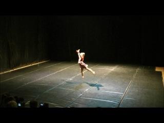 Танцевальная компания Лабиринт - Маленькая девочка в большом городе