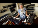 House music on an OB-6, Prophet 6, Roland TR8, Roland TB3 by Luke Neptune HD
