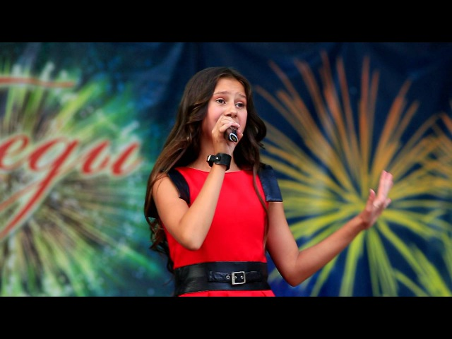 Милана Жарехина –Who you are (cover Джесси Джей)