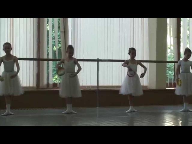 Подготовительный класс Вихревой Н.А. (МГАХ-2014) - ТАРАНТЕЛЛА №3