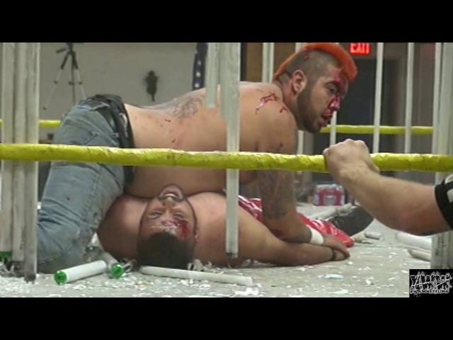 El Texicano Chuey Martinez Vs. The Hardcore Enforcer Mr. California