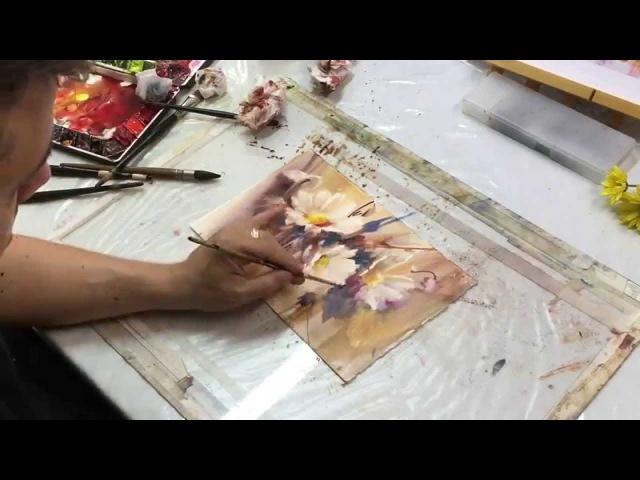 Pigment Lifting
