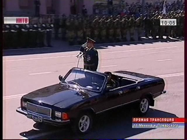 Парад Победы в Нижнем Новгороде и акция Бессмертный полк 9 мая 2016 года эфир ННТВ