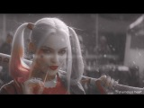 harley quinn + bruce wayne  this confession has meant nothing