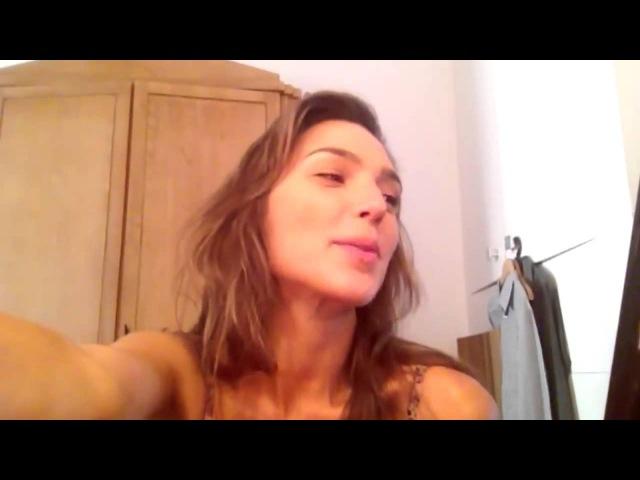 Gal Gadot sing Lie - Noy Alooshe (ft. Saar Badishi)