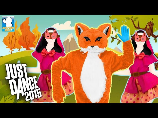[WII] Just Dance 2015 - Ylvis - The Fox (What Does The Fox Say?) -5 Stars- (Dolphin Emulator 1080p)