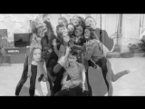 Выпускникам Образцового ансамбля танцы