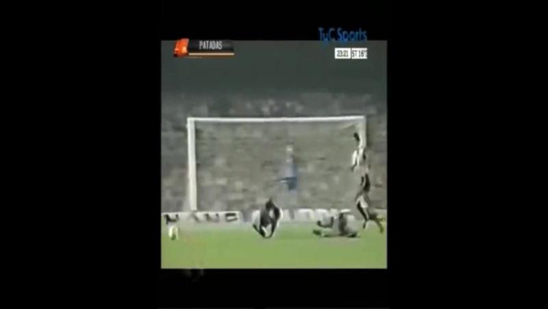 Andoni Goikoetxea x Maradona 1982