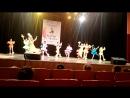 Ансамбль эстрадного танца Арива, номер Кукарача