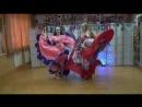 ДЕБЮТ - Юля Туровцева и Алина Репина - Цыганочка с выходом Танцевальный калейдоскоп В МИРЕ ТАНЦА2016